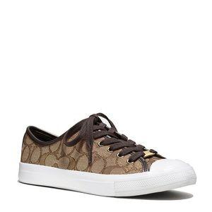 COACH Empire Signature Low Top Sneaker